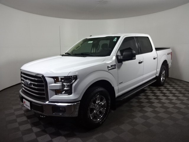2016 F-150 SuperCrew Cab 4x4,  Pickup #24426X - photo 8