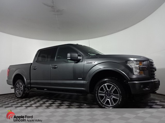 2016 F-150 SuperCrew Cab 4x4,  Pickup #24498Z - photo 1