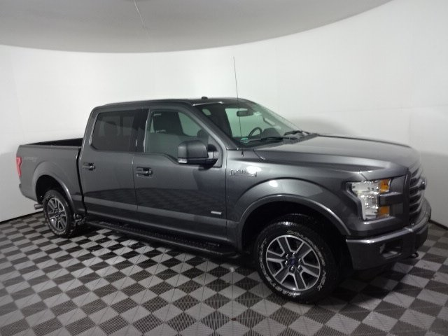2016 F-150 SuperCrew Cab 4x4,  Pickup #24498Z - photo 3