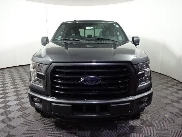 2016 F-150 SuperCrew Cab 4x4,  Pickup #24498Z - photo 5