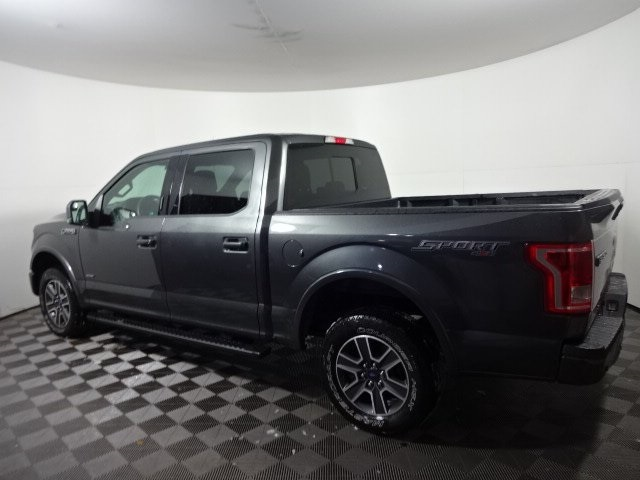 2016 F-150 SuperCrew Cab 4x4,  Pickup #24498Z - photo 9