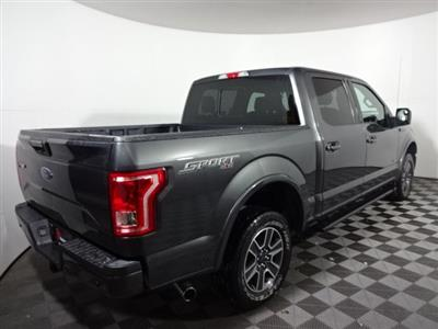 2016 F-150 SuperCrew Cab 4x4,  Pickup #24498Z - photo 2
