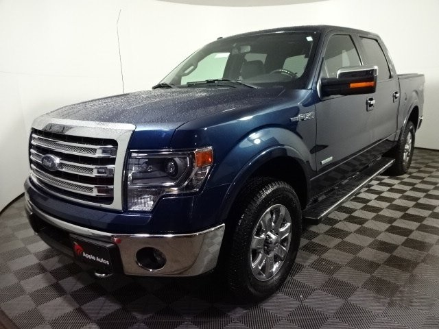 2014 F-150 SuperCrew Cab 4x4,  Pickup #3028C - photo 4