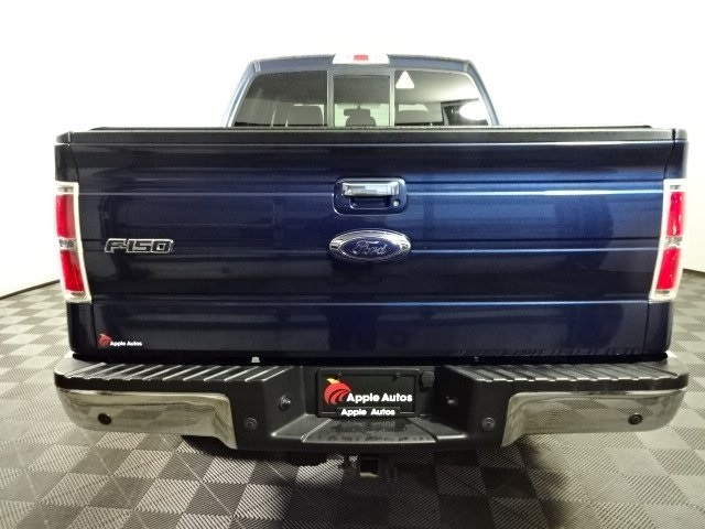 2014 F-150 SuperCrew Cab 4x4,  Pickup #3028C - photo 8