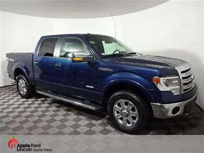 2014 F-150 SuperCrew Cab 4x4,  Pickup #3028C - photo 1