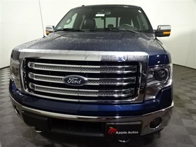 2014 F-150 SuperCrew Cab 4x4,  Pickup #3028C - photo 6