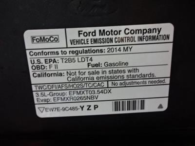 2014 F-150 SuperCrew Cab 4x4,  Pickup #3028C - photo 40