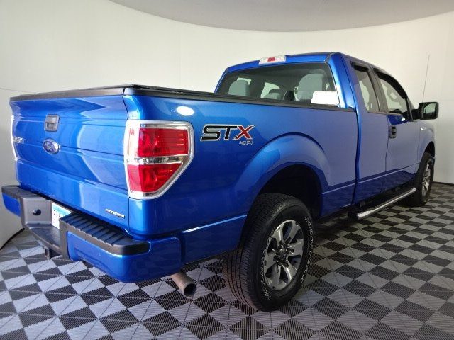 2014 F-150 Super Cab 4x4,  Pickup #40612A - photo 2