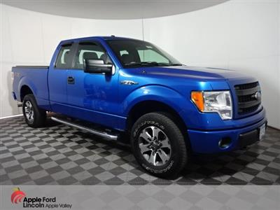 2014 F-150 Super Cab 4x4,  Pickup #40612A - photo 1