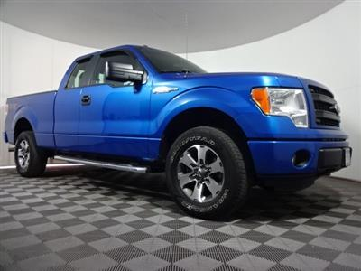 2014 F-150 Super Cab 4x4,  Pickup #40612A - photo 4