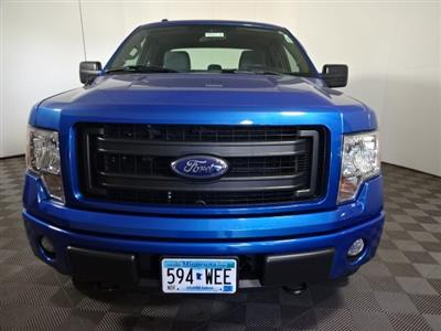 2014 F-150 Super Cab 4x4,  Pickup #40612A - photo 5