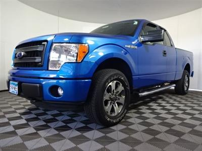 2014 F-150 Super Cab 4x4,  Pickup #40612A - photo 8