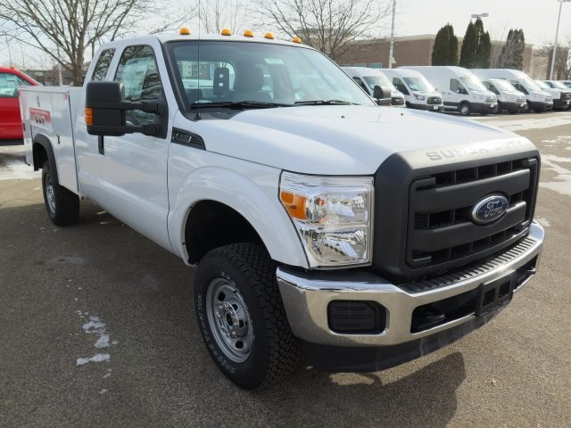 2016 F-250 Super Cab 4x4, Monroe Service Body #70277 - photo 3