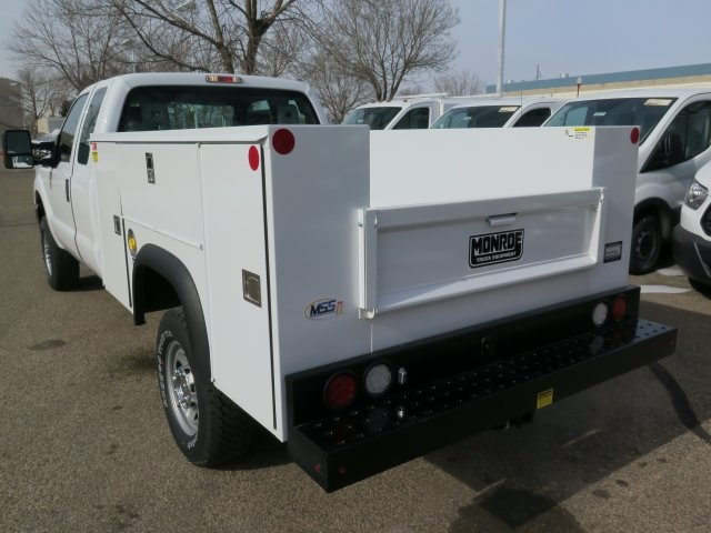 2016 F-250 Super Cab 4x4, Monroe Service Body #70277 - photo 2