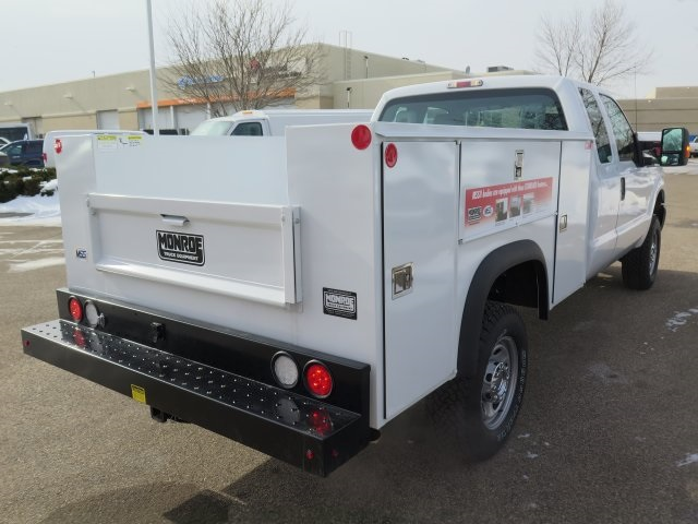 2016 F-250 Super Cab 4x4, Monroe Service Body #70277 - photo 6