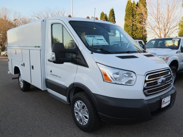 2016 Transit 250 Low Roof, Reading Service Utility Van #71102 - photo 3