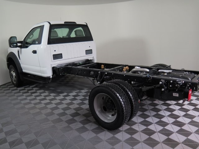 2017 F-550 Regular Cab DRW 4x4, Cab Chassis #71953 - photo 5