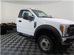2017 F-550 Regular Cab DRW 4x4, Cab Chassis #71953 - photo 1