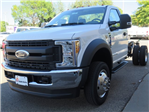 2017 F-550 Regular Cab DRW 4x4, Cab Chassis #71982 - photo 1