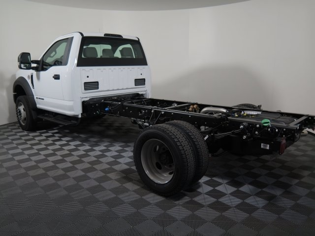 2017 F-550 Regular Cab DRW 4x4, Cab Chassis #72412 - photo 2