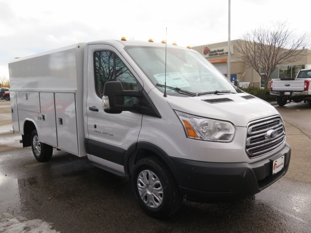 2017 Transit 350 Low Roof, Reading Service Utility Van #73337 - photo 3