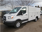 2017 Transit 350 Low Roof, Reading Service Utility Van #73337 - photo 1