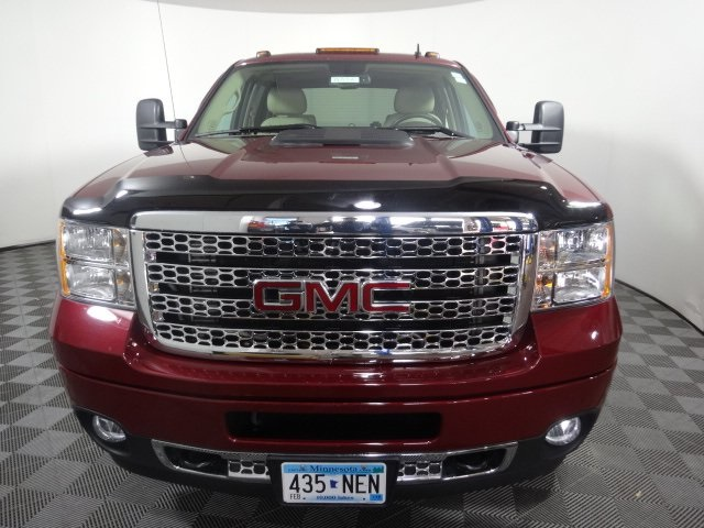 2014 Sierra 2500 Crew Cab 4x4 Pickup #74717A - photo 4