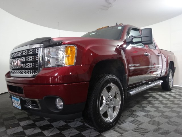 2014 Sierra 2500 Crew Cab 4x4 Pickup #74717A - photo 6