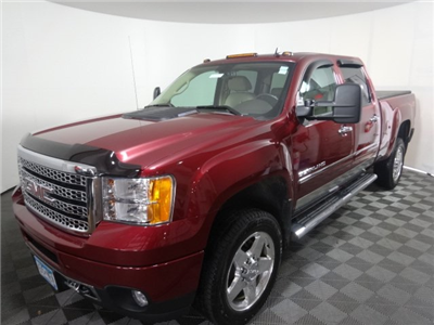 2014 Sierra 2500 Crew Cab 4x4 Pickup #74717A - photo 5