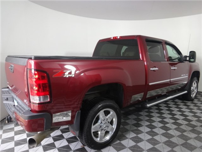 2014 Sierra 2500 Crew Cab 4x4 Pickup #74717A - photo 2