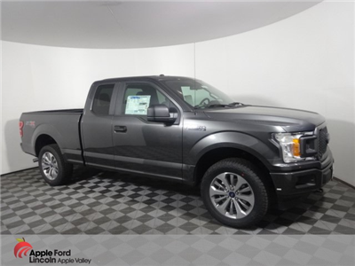 2018 F-150 Super Cab 4x4 Pickup #74954 - photo 1