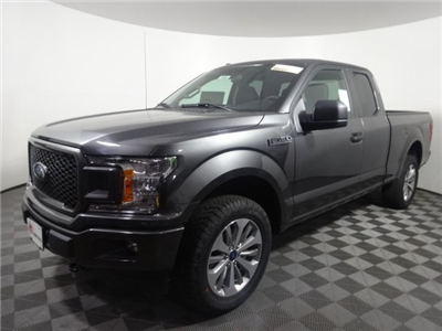 2018 F-150 Super Cab 4x4 Pickup #74954 - photo 4