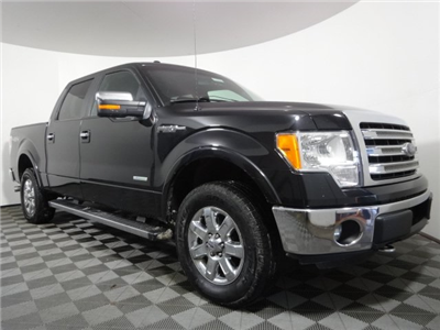 2013 F-150 Super Cab 4x4 Pickup #75026A - photo 3