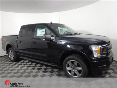 2018 F-150 Crew Cab 4x4, Pickup #75138 - photo 1