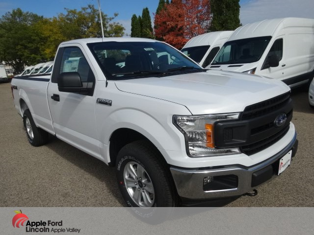 2018 F-150 Regular Cab 4x4, Pickup #75180 - photo 1