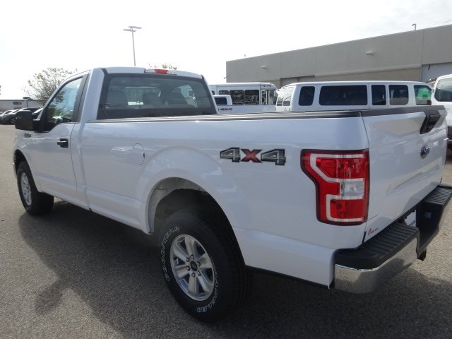 2018 F-150 Regular Cab 4x4, Pickup #75180 - photo 5