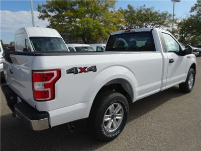 2018 F-150 Regular Cab 4x4, Pickup #75180 - photo 2