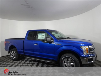 2018 F-150 Super Cab 4x4, Pickup #75207 - photo 1