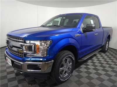 2018 F-150 Super Cab 4x4, Pickup #75207 - photo 4