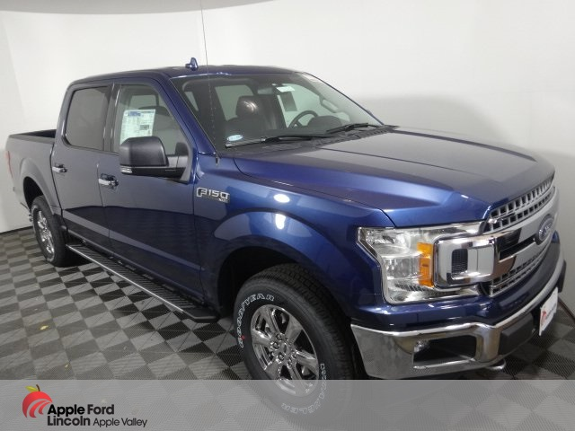 2018 F-150 Crew Cab 4x4 Pickup #75222 - photo 1