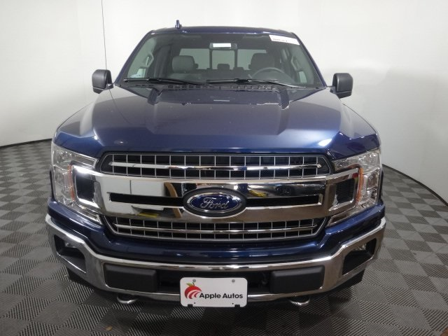 2018 F-150 Crew Cab 4x4 Pickup #75222 - photo 3