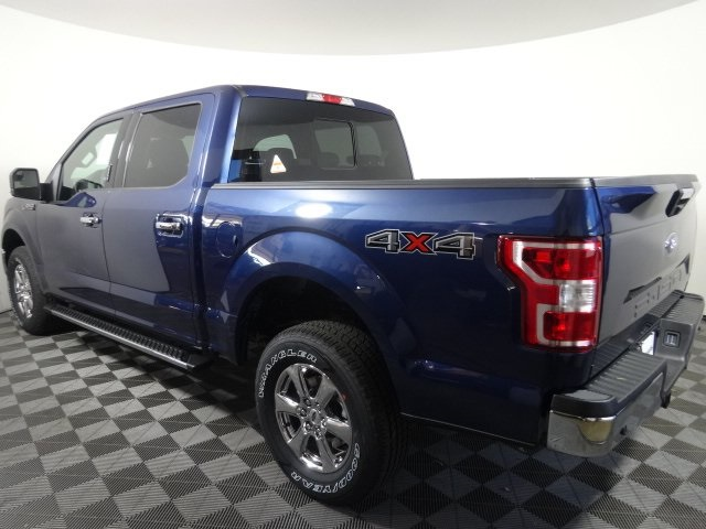 2018 F-150 Crew Cab 4x4 Pickup #75222 - photo 5