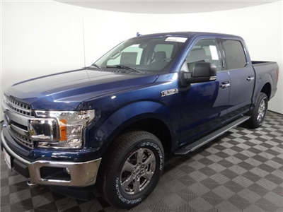 2018 F-150 Crew Cab 4x4 Pickup #75222 - photo 4