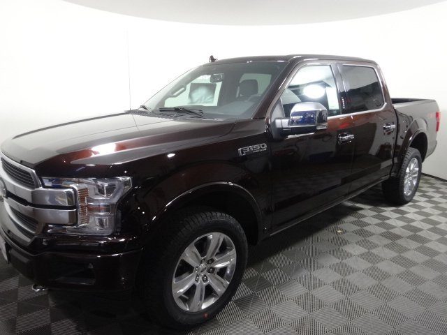 2018 F-150 Crew Cab 4x4 Pickup #75380 - photo 4