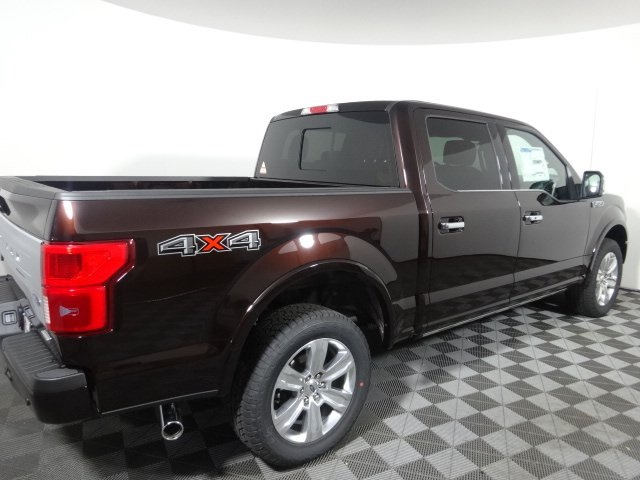 2018 F-150 Crew Cab 4x4 Pickup #75380 - photo 2