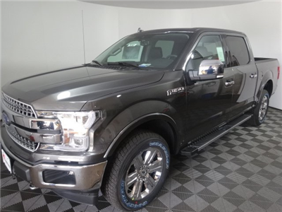 2018 F-150 Crew Cab 4x4 Pickup #75392 - photo 4
