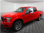 2018 F-150 Crew Cab 4x4, Pickup #75429 - photo 3