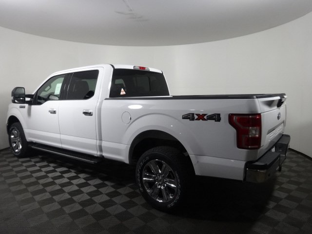 2018 F-150 Crew Cab 4x4, Pickup #75448 - photo 5