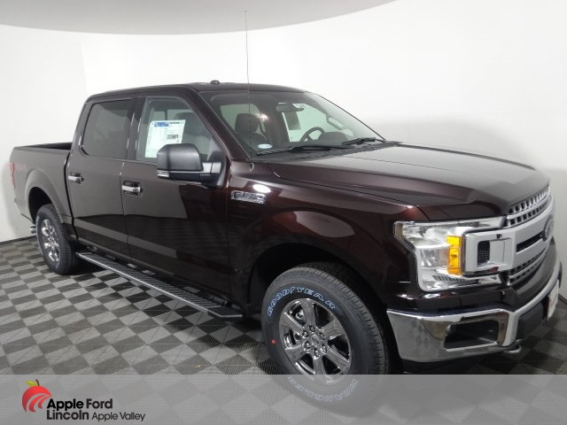 2018 F-150 Crew Cab 4x4 Pickup #75490 - photo 1