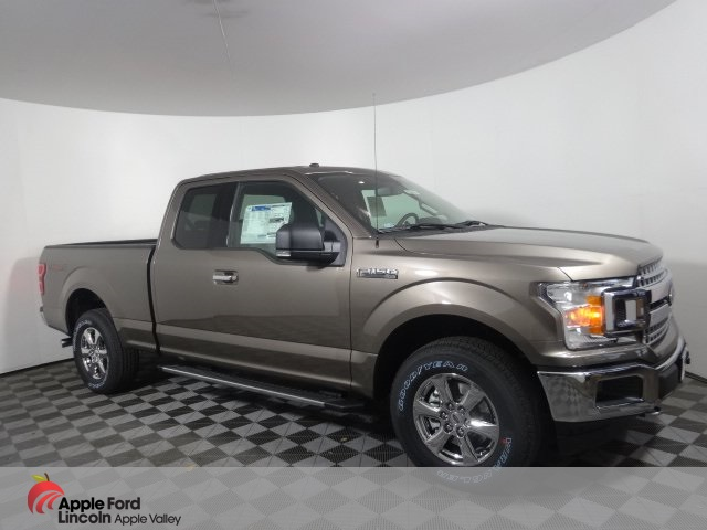 2018 F-150 Super Cab 4x4, Pickup #75498 - photo 1